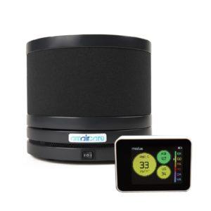 Roomaid (黑色) + PM2.5空氣質量監測儀