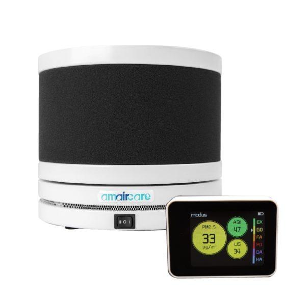 Roomaid (白色) + PM2.5空氣質量監測儀