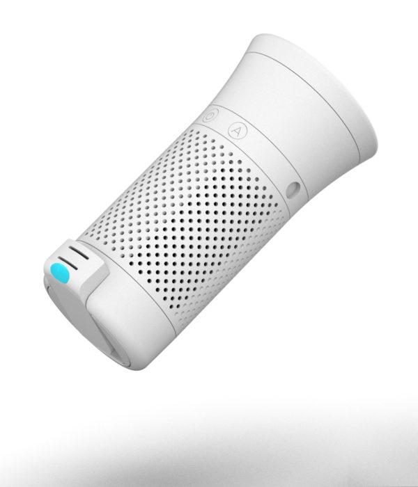 Wynd Plus 空氣淨化機 (白色)