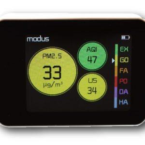 Modus PM2.5 空氣質量監測儀